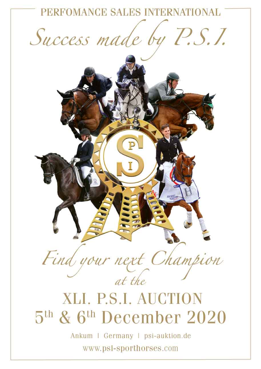 PSI December 2020 Auction